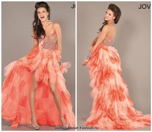 Платья на выпускной 2013 - 018