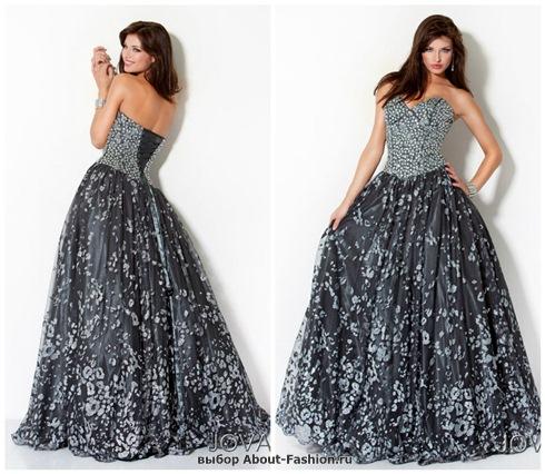 Платья на выпускной 2013 - 021