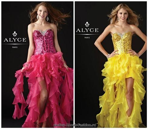 Платья на выпускной 2013 - 025
