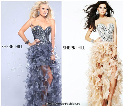 Платья на выпускной 2013 - 027