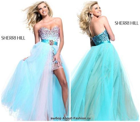 Платья на выпускной 2013 - 030