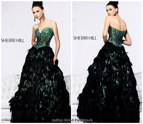 Платья на выпускной 2013 - 034
