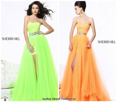 Платья на выпускной 2013 - 035