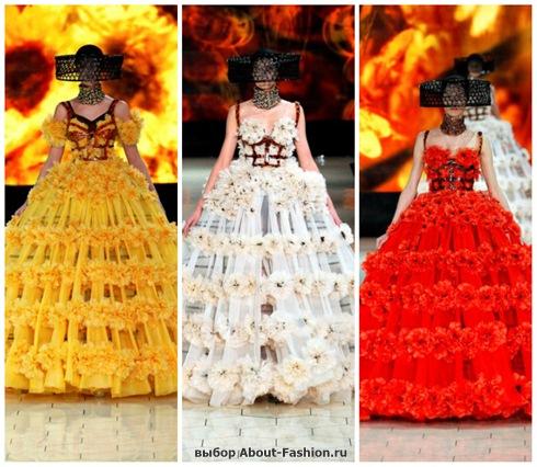 Платья на выпускной 2013 - 036