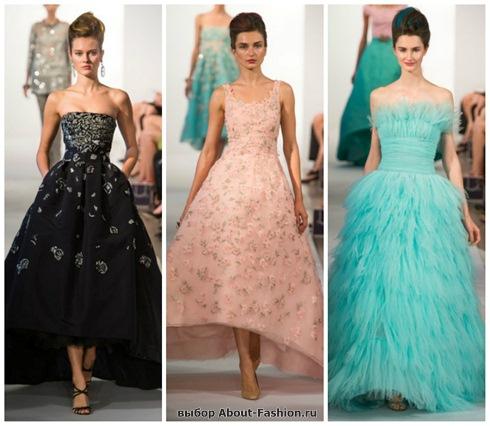Платья на выпускной 2013 - 037