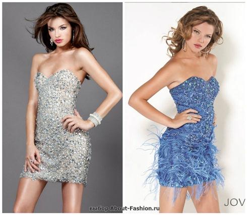 Платья на выпускной 2013 - 039
