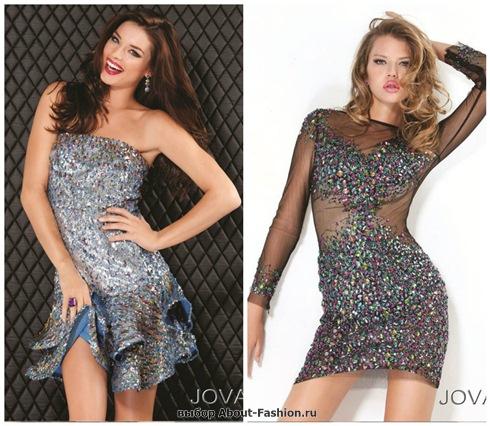 Платья на выпускной 2013 - 040