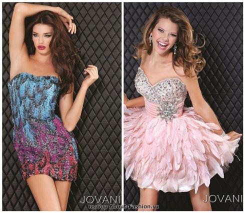 Платья на выпускной 2013 - 042