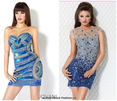 Платья на выпускной 2013 - 043