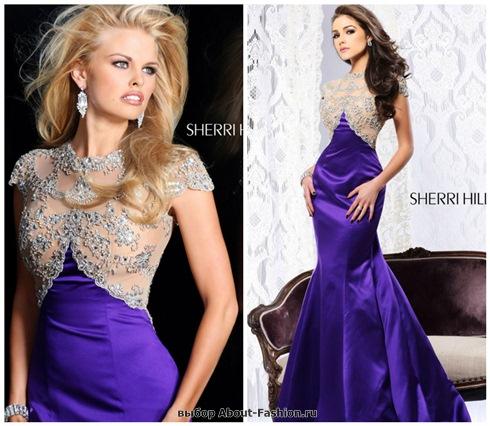 Платья на выпускной 2013 - 044