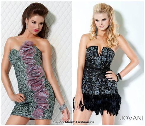 Платья на выпускной 2013 - 046