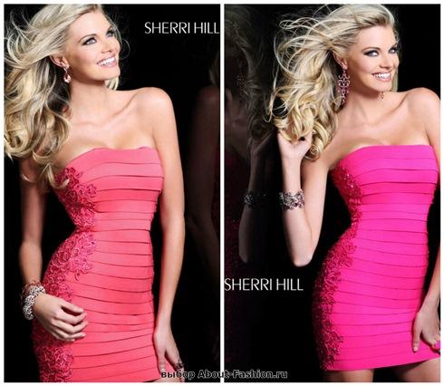 Платья на выпускной 2013 - 048