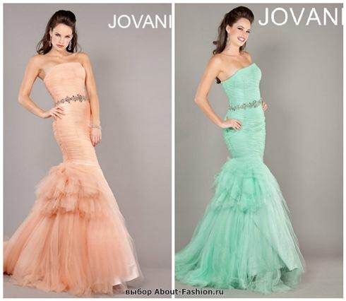 Платья на выпускной 2013 - 054