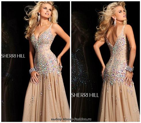 Платья на выпускной 2013 - 056