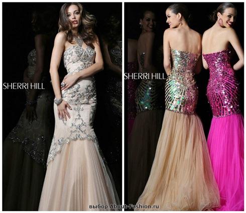 Платья на выпускной 2013 - 057