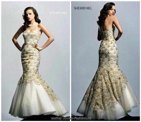 Платья на выпускной 2013 - 058