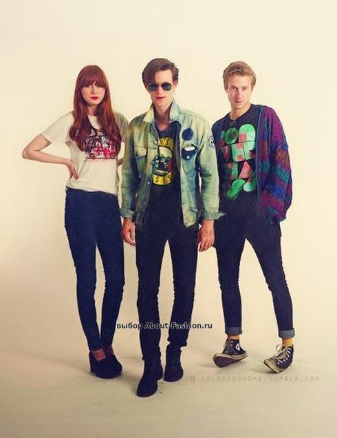 Стиль, одежда хипстера - 035