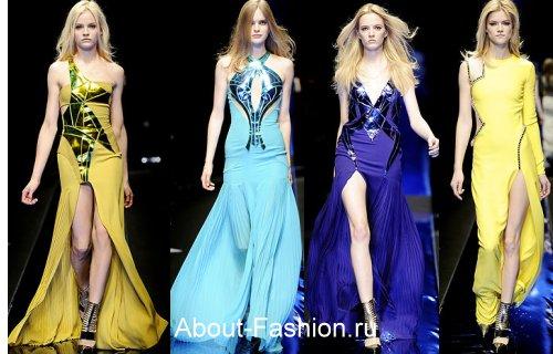 Вечерние платья зима 2010-2011 | Мода 2015: ABOUT-