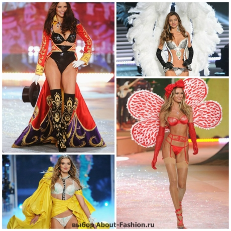 Victoria Secret's 2013