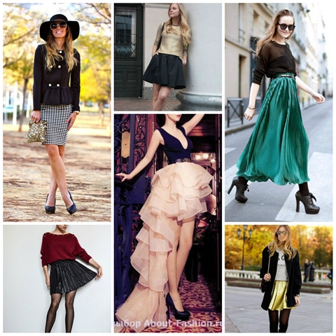 fashion skirts 2013