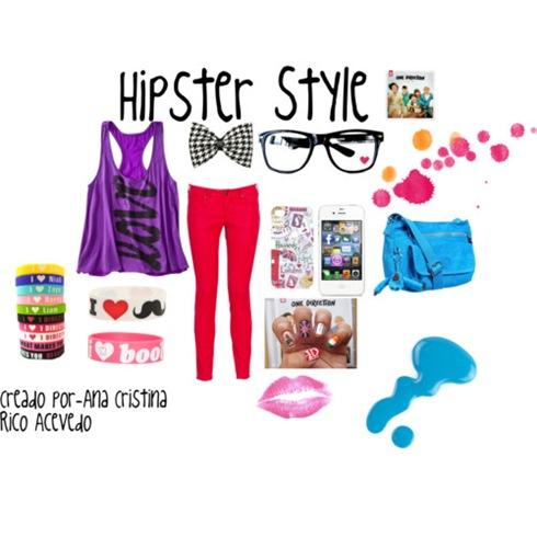 как стать хипстером, стиль хипстера -001
