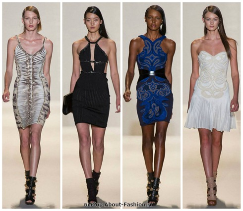 короткие летние платья 2013-22