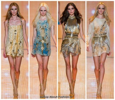 короткие летние платья 2013-36