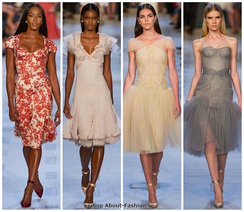 короткие летние платья 2013-38