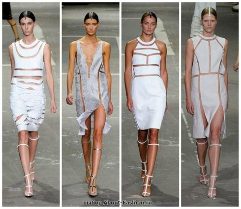 короткие летние платья 2013-5