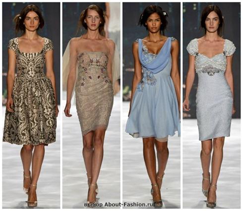 короткие летние платья 2013-6
