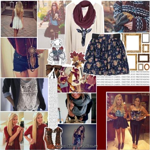 мода и стиль хипстера - 005