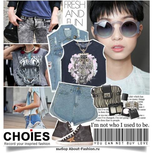 мода и стиль хипстера - 012