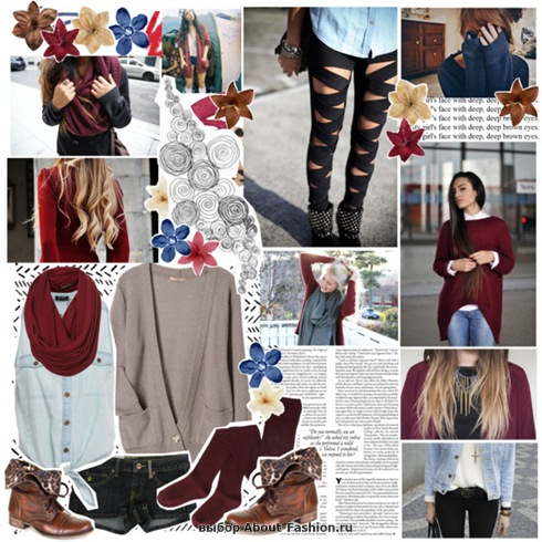 мода и стиль хипстера - 014