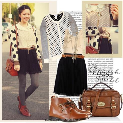 мода и стиль хипстера - 018