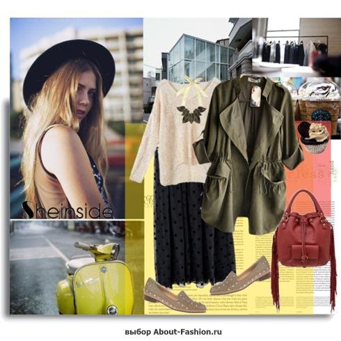 мода и стиль хипстера - 020