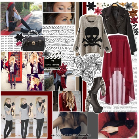 мода и стиль хипстера - 021