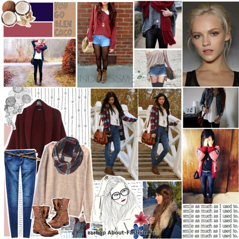 мода и стиль хипстера - 025