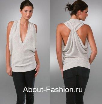 мода зима 2010-2