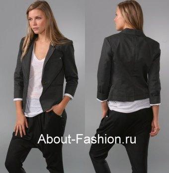 мода зима 2010-5