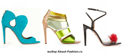 модная обувь altuzarra