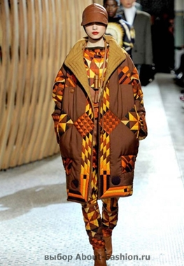 модная верхняя одежда 2012 - 014