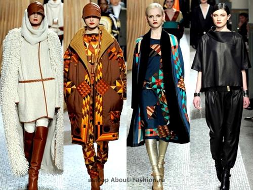 модная верхняя одежда 2012 - 018