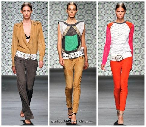 модные брюки 2013-12