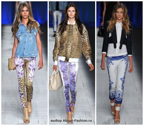 модные брюки 2013-20