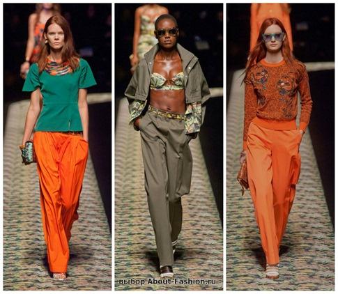 модные брюки 2013-22