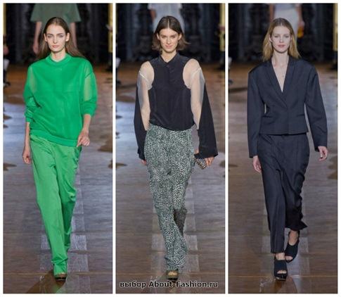 модные брюки 2013-32