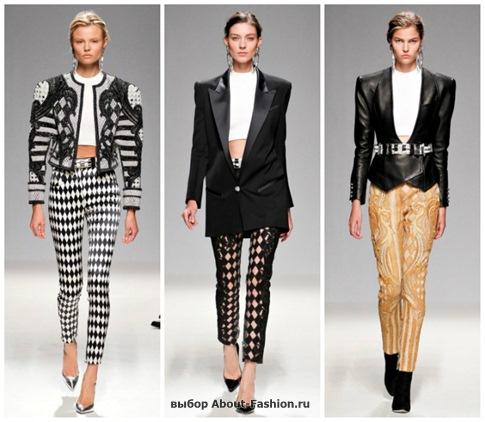 модные брюки 2013-8