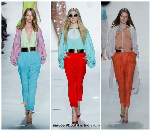 модные брюки 2013-9