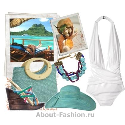 модные купальники 2011-005