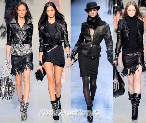 модные куртки осень-зима 2010-2011-1